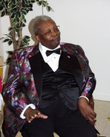 Highlight for Album: B. B. KING, MASONIC AUDITORIUM